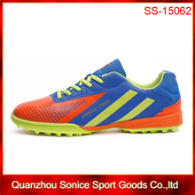 2015 new design name brand soccer shoes for man,turf soccer shoes,custom soccer shoes
