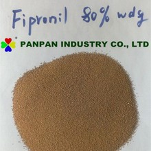 Professional china producer and exporter 95%TC 80%wdj Fipronil