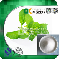 Hot Selling High Quality 100% Natural 80% Stevia Extract Powder in bulk