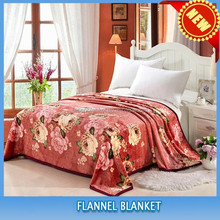 FREE SAMPLE 100% polyester china supplier home textile baby luxury wool plaid blanket throw