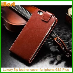 iBest High Quality Card Holder Leather Flip Case for iPhone 6,Mobile Accessory