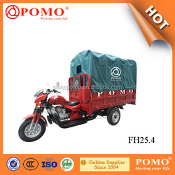 Hot in Peru High Quality 200cc Air Cool Engine Tricycle With Canvas