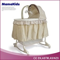 Multi Function Electronic Mobile Baby Cradle