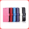 Top Quality PU Leather Case For Samsung Galaxy S6,s6 edge Flip Wallet Case Book Stand Card Slot