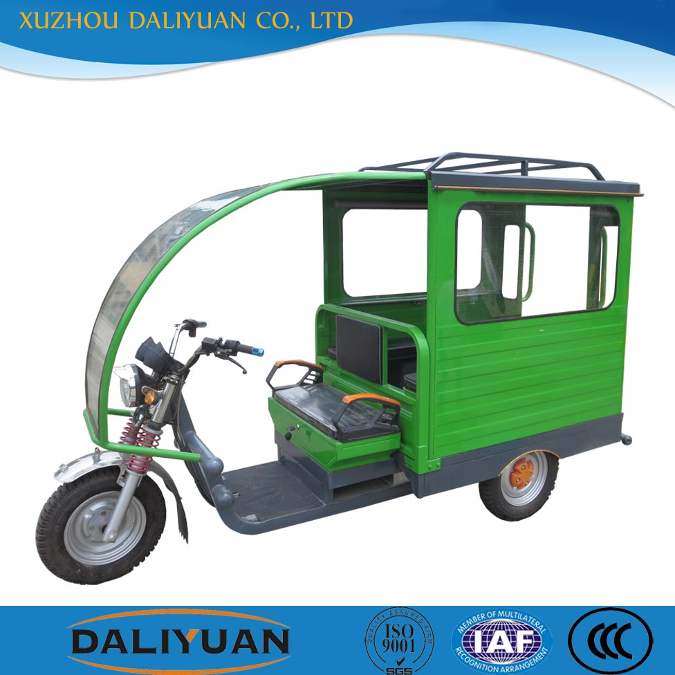 Electric 3 wheel bike rickshaw for india for sale for Three wheel motor bike in india