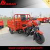 250cc motorized big wheel tricycle/three wheel cargo motorcycles