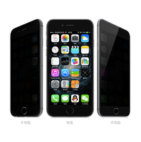 2015 newest design Anti Scratch monitor privacy phone screen protector for iPhone 5 privacy filter