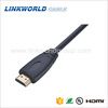 1.4V 3D high speed micro hdmi cable with ethernet full 1080p