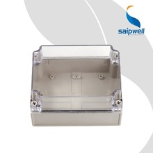 Saip/Saipwell IP65 Project Box Case ABS Box with Clear Cover New Waterproof Plastic Electrical Distribution Box