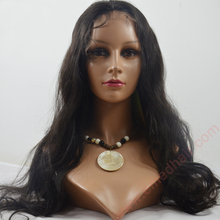 Paypal Wholesale Virgin Remy Glue Mongolian Human Hair Topper Wig