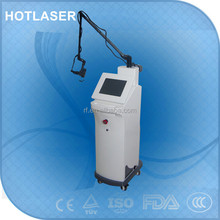 CO2 fractional laser device removal wrinkle
