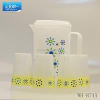 fruit wh874A plastic pitcher