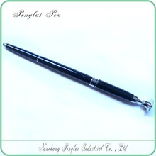 designed stainless steel ballpoint pens Promotional all black promotional pens