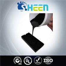 Flame-Retardant Thermal Pouring Sealant With Sealing Function