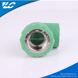 Manufacturer PPR Male Elbow/PVC 90 Female elbow/Brass PPR Pipe Fittings 90 Degree Female Elbow