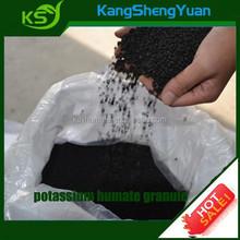 Potassium humate organic fertilizers