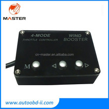 MST-WB Wind Booster TROS 4 mode fuel saving potent booster car tuning accessories pedal diesel engine throttle control