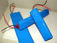 12 volt lithium battery pack with BMS