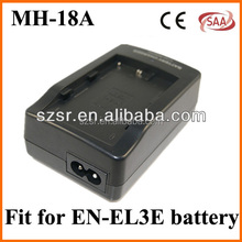 Quick charger mh-18a fully new for nikon el3e