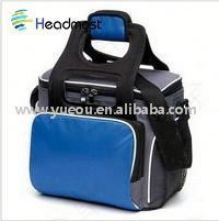 colorful thermal cooler bag for frozen food 2015 hot-selling Insulated 6 pack cooler bag Neoprene Bottle Tote