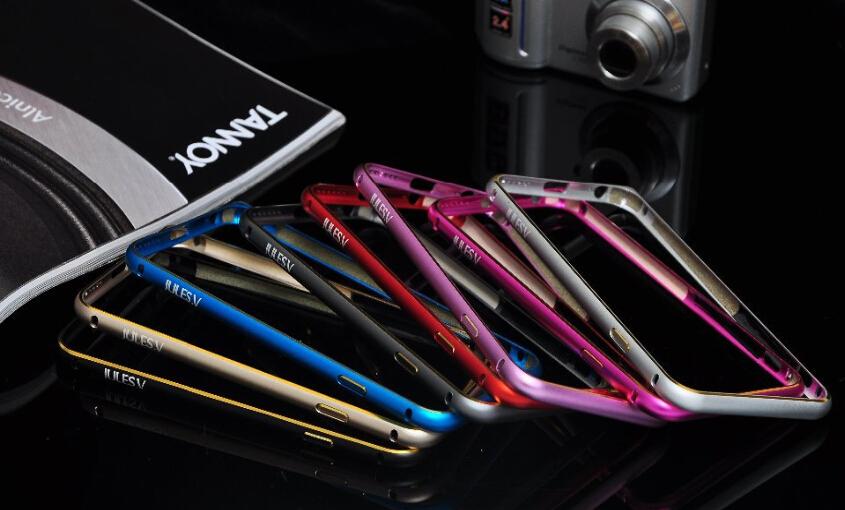 "For iPhone 6s Plus metal aluminum Bumper Frame Phone Case Cover 5.5"""