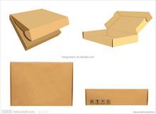 customizable folding kraft solid shipping box