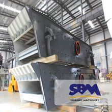 High efficient screening plant price in nw for mining and construction use
