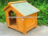 Outdoor Wooden Extra Large Pet Dog House Animal Home Kennel Weatherproof Wood