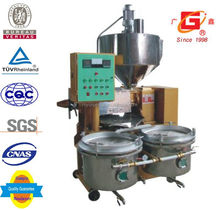 YZYX70ZWY small mill use auto roast,extract,filter combined grape seeds oil machine