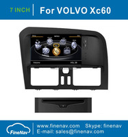 "7"" S100 A8 Chipset Touch screen Car DVD for Volvo XC60 with Gps Navi,3G,Wifi,Bluetooth,Ipod,Free map Support DVB-T,DVR"