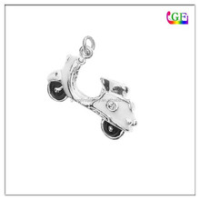Hotsell Fashion Alloy Design Enamel Scooter Charm