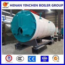 0.5-4t/h chemical usage wns wet back fire tube fuel diesel fired /hot oil fired steam boiler price