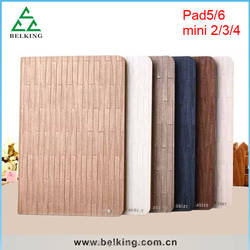 For ipad Mini 2 3 4 Vertical Stripes Pattern Leather Case Drop Resistance Stand Holder Case For iPad Air 1 2