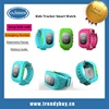 Multicolor gps watch for children wrist watch gps tracking device for kids