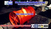 cf(a) multi-wing centrifugal fan draught fan