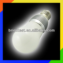 2013 Most cost-effective 3w E27 LED bulb lamp