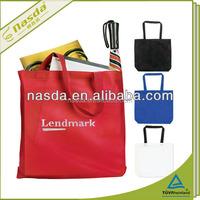 eco pp non woven custom retail bags