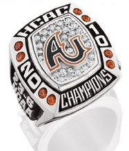 Hot Sale Stainless Steel All Tournament Team Baseball Champion Rings
