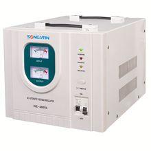 2014 Newest Ac Voltage Regulator, 220v 5000w voltage stabilizer, three phase voltage regulator