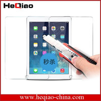 High Quality Premium Real Tempered Glass Film Screen Protector for iPad air/5 iPad 2/3/4 mini/mini2