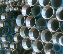 Erw galvanized steel water pipe price