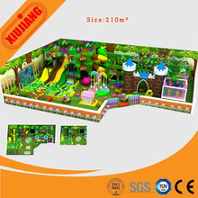 Free Design Children Playground Indoor Jungle Gyms For Kids, Soft Play Equipment With Slide And Climbing Nets