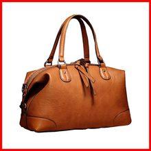 Free shipping 2015 Lady leather bag China top grade PU vintage leather handbag women