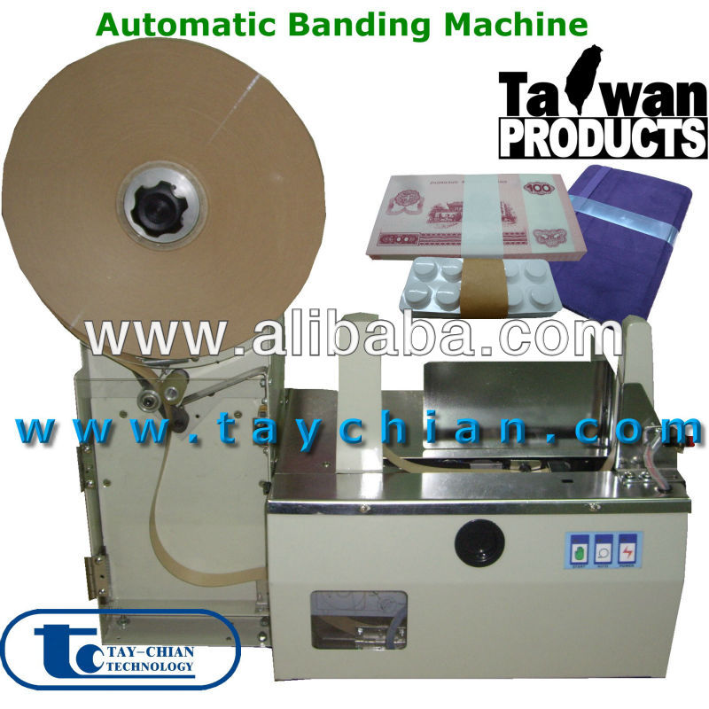 automatic banding machine