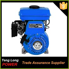 ce/iso certificate Made in China 152f 2.5hp 1cylinder 4-stroke SV fuel less light weight mini portable gasoline engine