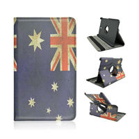 Australia National Flag PU Leather Tablet Cover Case For Samsung Galaxy Tab S 8.4 T700, Cover Cases For Android Tablet