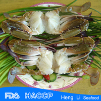 HL003 Hot-selling live seafood crab for buyers , Other seafoods also available