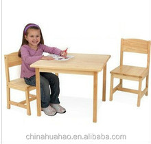 children study table wooden table