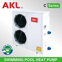 Hot selling low cost water heater swimming pool heat pump air source heat pump