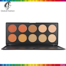 Wholesale high quality 10 colors foundation cream ingredients